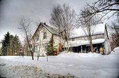 Haunted Places, Abandoned Places, Ghost Towns, Day Trip, Swords, Ontario, Gothic, Southern, Blog