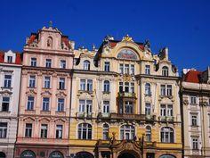Prague, photo prise par Valérie Coutrot.