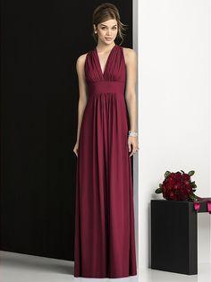 After Six Bridesmaids Style 6680 http://www.dessy.com/dresses/bridesmaid/6680/?color=burgundy&colorid=8#.UqTIzsu9KK0