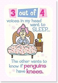 Birthday Card from All of Us - Happy Birthday...from all of us!   Aunty Acid™   24469   Leanin' Tree
