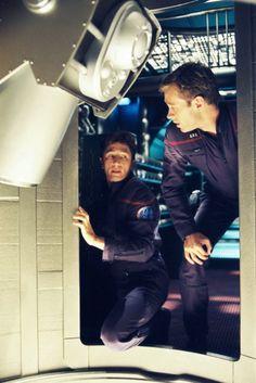 Star Trek: Enterprise (2001) - Malcolm Reed & Trip Tucker
