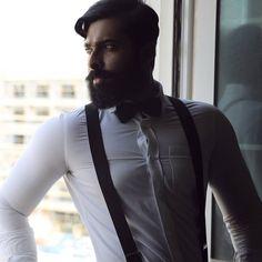 Classic beard (@shine.ea)