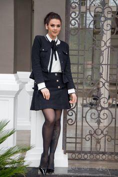 118 melhores imagens de looks   Fashion dresses, Style fashion e ... e189762a37