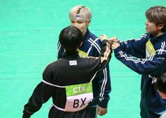 AB6IX Jeon Woong - Kim Donghyun & CIX BX Jansport Backpack, Debut Album, Slogan, Movie Stars, Nerdy, Kpop, Babies, Silver, Fashion