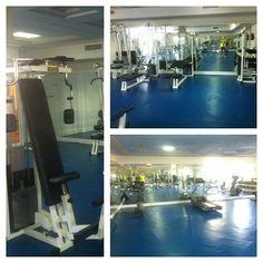 Fitness Studio im El Mouradi Palace, Tunesien
