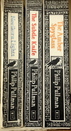 How completely irrelevant I feel whenever I finish the His Dark Materials trilogy - Phillip Pullman. His Dark Materials Trilogy, Roisin Dubh, Books To Read, My Books, The Golden Compass, Philip Pullman, Book Spine, Calendar Design, Book Tv