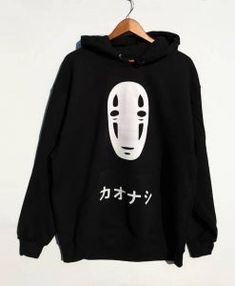 Buy Kawaii Spirited Away Hoodie This hoodie is Made To Order, one by one printed so we can control the quality. We use newest DTG Technology to print on to Kawaii Spirited Away Hoodie Pull Kawaii, Mode Kawaii, Anime Outfits, Cute Outfits, Fashion Outfits, Emo Outfits, Punk Fashion, Lolita Fashion, Summer Outfits