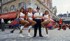 believe it or not, but cheerleading arrived in the United Kingdom through the NFL as far back as 1984...!! Find out more about the UK's cheer history, top teams and complete events calendar on http://bit.ly/UKcheerleading