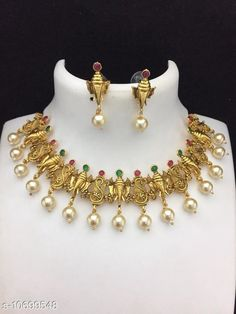 Checkout this latest Necklaces & Chains Product Name: *Beautiful Gold Plated God Necklace* Sizes:Free Size Country of Origin: India Easy Returns Available In Case Of Any Issue   Catalog Rating: ★4 (244)  Catalog Name: Shimmering Chunky Women Necklaces & Chains CatalogID_1965363 C77-SC1092 Code: 952-10699548-888