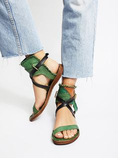 Stateside Sandal from Free People!
