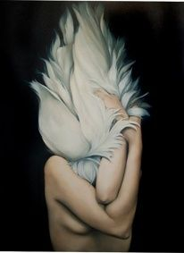 Amy Judd - Art - Peinture - Portrait - Animaux - Girls and birds Art Photography, Fashion Photography, Realistic Paintings, Oil Paintings, Painting Art, Surrealism Painting, Amazing Paintings, Wow Art, Surreal Art