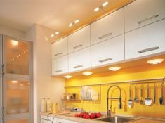 The perfect kitchen lighting Check more at https://hdinterior.info/?p=934