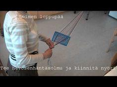 Pirtanauha, osa 5: Pirtaanpistely - YouTube