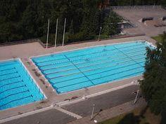 50m pool in Riihimäki, Finland