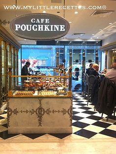 Café Pouchkine, Le Printemps  64 Boulevard Haussmann  75008