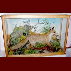 Fox by Jeffries of Carmarthen