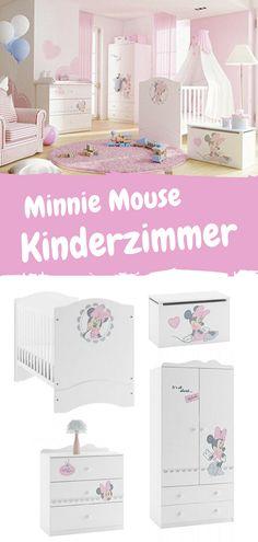 Die 150 besten Bilder von Kinderzimmer ▷ Minnie Mouse in 2019 ...
