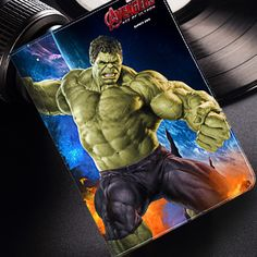 IPad Protective Cartoon case with The Avengers for