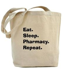 Great tote bag for pharmacists!