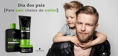This was a banner for the brazilian site called Mercado da Beleza. It was used an image from Shutterstock and just put a sentence, worked with products and the colors of those products. The intention was to sell the product for Father's Day, to be given as a gift.