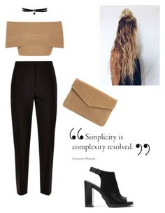 """""""Classy"""" by madynd on Polyvore featuring mode, Jaeger, Blue Vanilla, Michael Kors et Fallon"""