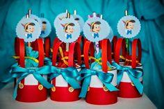 Favor Pinocchio Birthday
