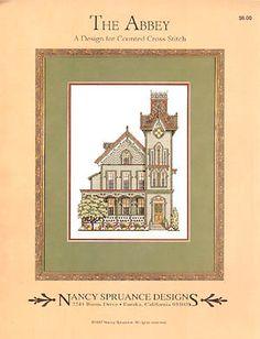 Houses - Cross Stitch Patterns & Kits (Page 2) - 123Stitch.com