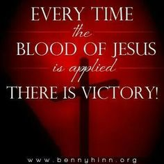 Nothing but the Blood of Jesus: Five Reasons to Thank Him