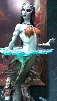 Gallevarbe. Court of the Dead. Sideshow Collectibles (San Diego Comic-Con)
