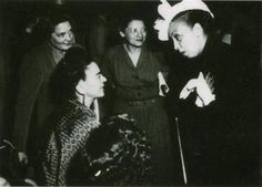 Josephine Baker and Frida Khalo