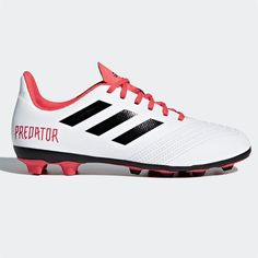 4660ad904 adidas Predator 18.4 Junior FG Football Boots