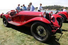 Alfa Romeo 8C 2300 Touring Spider 1932 7