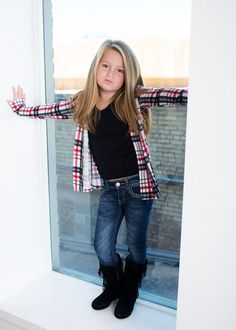 Plaid cardigan, cardigan, elbow patched cardigan, online boutique, Ryleigh Rue, online shopping, boutique, kids clothing, fashion
