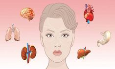 How To Determine the Health Of Your Kidneys, Hormones and Liver By Looking At Your Face - Home Healthy Habits Health Articles, Health Tips, Women's Health, Health Coach, Kidney Detox, Face Mapping, Clear Skin Tips, Natural Medicine, Health Problems