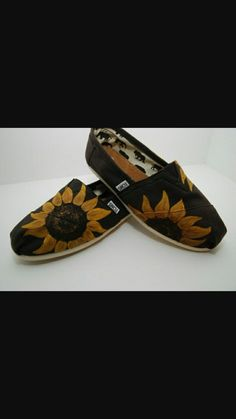 Sunflower shoes