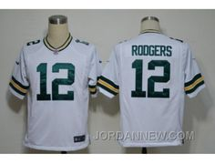 http://www.jordannew.com/nike-nfl-green-bay-packers-12-aaron-rodgers-white-game-jerseys-discount.html NIKE NFL GREEN BAY PACKERS #12 AARON RODGERS WHITE GAME JERSEYS ONLINE Only $23.00 , Free Shipping!