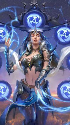 Female Warrior Marvel Canvas Art, Superhero, Female, Wallpaper, Anime, Poster, Anime Shows, Wallpapers, Anime Music