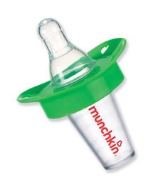Easiest way to give meds. Most babies cant stand the taste but with this it bypasses most of their tastebuds and the are just really swallowing. Amariah has no issues any longer taking medicine
