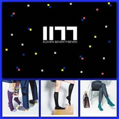 ....1177 is where glamour and technical features typical of sports meet, a synergy between fashion and movement. Socks have become the protagonists of an active and dynamic world: they're practical, colourful and functional, as well as elegant.