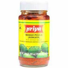 Mango Pickle (Avakaya) - Priya