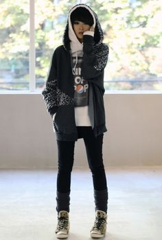 This Is Pretty Cute Tomboy Style