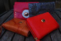 Diversas carteiras.