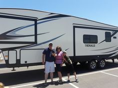 Kevin & Annette, Welcome to the Sierra RV Family!