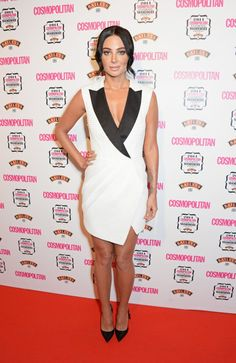 Pin for Later: Cosmo's Ultimate Women Ruled the Red Carpet Last Night Tulisa Contostavlos