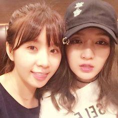 Cao lu de fiestar y Jia de miss A