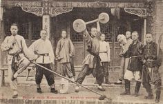 Through a Lens Darkly (22): Heavy Knives and Stone Locks – Strength Training in the Traditional Chinese Martial Arts