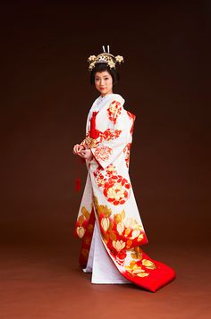 友禅 00437 Bridal Kimono