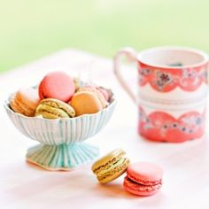 Want to master your macaron? Complete PDF tutorial to download