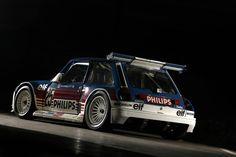 R5 Turbo Super Production - Les trente ans de la R5 Turbo - diaporama photo Motorlegend.com