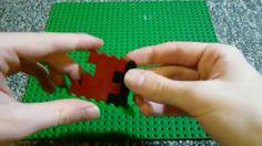 Lego Building Technique: Textured Walls/Corners - YouTube